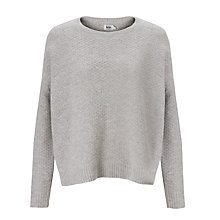 Buy Kin by John Lewis Tuck Stitch Jumper Online at johnlewis.com