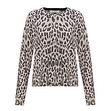 Buy COLLECTION by John Lewis Lurex Animal Print Jumper, Multi Online at johnlewis.com