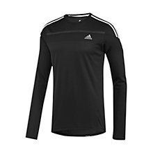Buy Adidas Response Long Sleeve T-Shirt Online at johnlewis.com