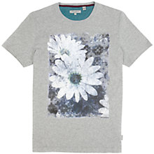 Buy Ted Baker Hessop Flower Print T-Shirt Online at johnlewis.com