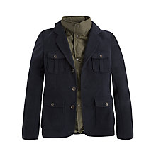 Buy Pepe Jeans Logan 2-in-1 Jacket With Detachable Quilted Inner Online at johnlewis.com