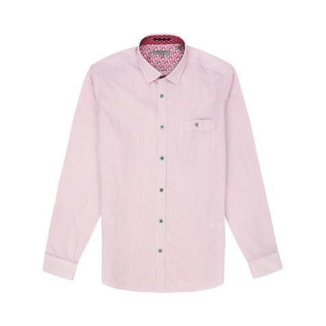 Buy Ted Baker Glasto Stripe Shirt Online at johnlewis.com