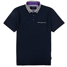 Buy Ted Baker Bablone Cotton Polo Shirt Online at johnlewis.com