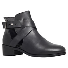 Buy Carvela Simple Leather Ankle Boots Online at johnlewis.com