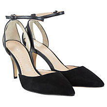 Buy Mint Velvet Alexa Leather Court Shoes Online at johnlewis.com