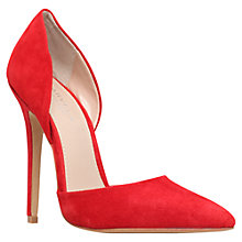 Buy Carvela Albert High Heel Stiletto Court Shoes Online at johnlewis.com
