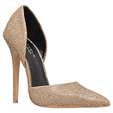 Buy Carvela Albert High Heel Court Shoes Online at johnlewis.com