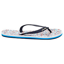 Buy Joules Jenny Flip Flops Online at johnlewis.com