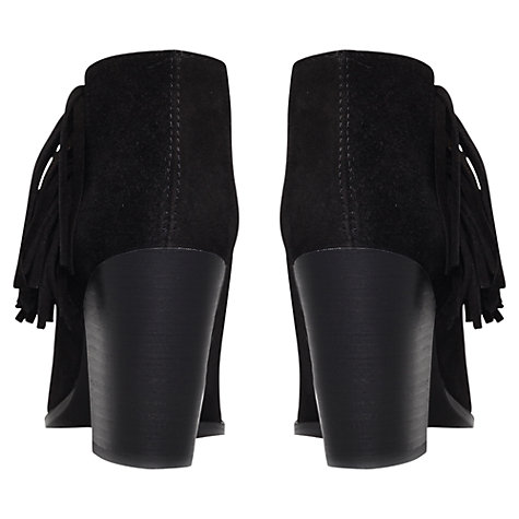 Buy Carvela  Shuffle Peep Toe Ankle Boots Online at johnlewis.com
