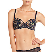 Buy Stella McCartney Ellie Leaping Contour  Balconette Bra Online at johnlewis.com
