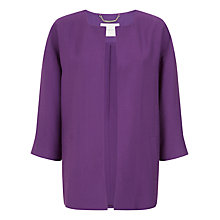 Buy Windsmoor Lightweight Jacket, Purple Online at johnlewis.com