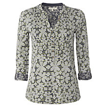 Buy White Stuff Amelia Shirt, Pistachio Online at johnlewis.com