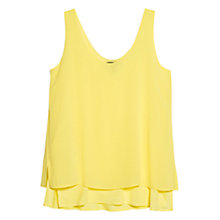 Buy Mango Double Layered Top Online at johnlewis.com