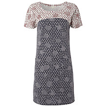 Buy White Stuff Collage Dress, Dark Moonlight Online at johnlewis.com