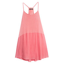 Buy Mango Racerback Dress Online at johnlewis.com