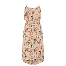 Buy Oasis Bonsai Cami Midi Dress, Multi Online at johnlewis.com