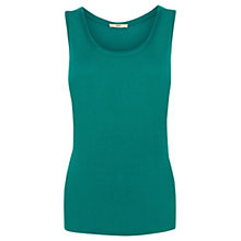 Buy Oasis Double Trim Scoop Back Vest Online at johnlewis.com