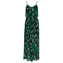 Buy Oasis Bold Floral Maxi Dress, Multi Online at johnlewis.com