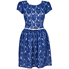 Buy Closet Lace V-Back Dress Online at johnlewis.com