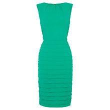 Buy Coast Aluna Dress, Green Online at johnlewis.com