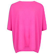 Buy Ted Baker Cashmere Jumper, Fuchsia Online at johnlewis.com
