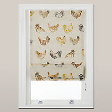 Buy Voyage Chook Chook Daylight Roman Blind Online at johnlewis.com