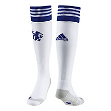 Buy Adidas Chelsea Youth Home Socks Online at johnlewis.com