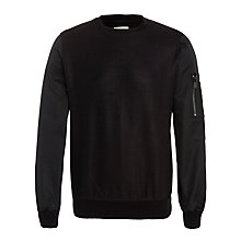 Buy Eleven Paris Kearl Crew Neck Sweatshirt Online at johnlewis.com