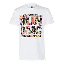 Buy Eleven Paris Tyrose Run DMC Print T-Shirt, White Online at johnlewis.com