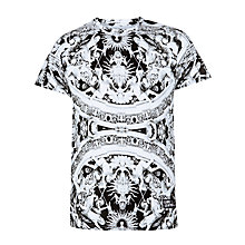 Buy Eleven Paris Riri 85 T-Shirt, Black/White Online at johnlewis.com
