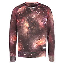 Buy Eleven Paris Kanye West Crew Neck Jumper, Olwest Print Online at johnlewis.com
