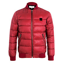 Buy Eleven Paris Koko Padded Jacket, Red Online at johnlewis.com