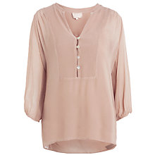 Buy Ghost Autumn Top, Camel Online at johnlewis.com