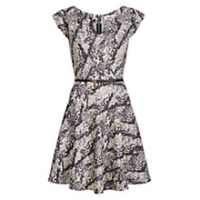 Buy Louche Gael Dress, Grey Online at johnlewis.com