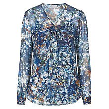 Buy Ghost Rai Blouse, Flora Bloom Online at johnlewis.com