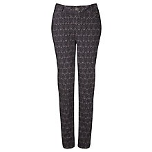 Buy Ghost Willow Pattern Jeans, Palace Baroque Online at johnlewis.com