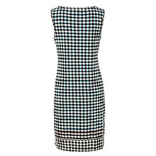 Buy Max Studio Sleeveless Printed Ponte Dress, Stacked Clovers Online at johnlewis.com