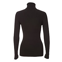 Buy Max Studio Polo Neck Plain Knit Online at johnlewis.com