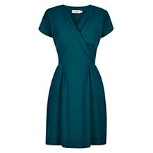 Buy Louche Zola Dress, Jade Online at johnlewis.com