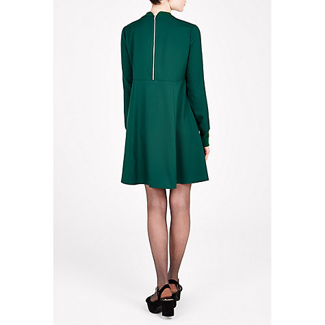Buy Louche Benecia Dress, Green Online at johnlewis.com