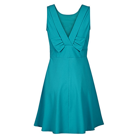 Buy Louche Robin Dress, Teal Online at johnlewis.com