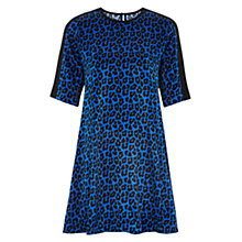 Buy Louche Hart Flared Tunic Dress, Blue Online at johnlewis.com