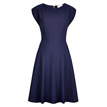 Buy Louche Jacqueline Dress, Navy Online at johnlewis.com