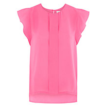 Buy Louche Tani Top, Pink Online at johnlewis.com