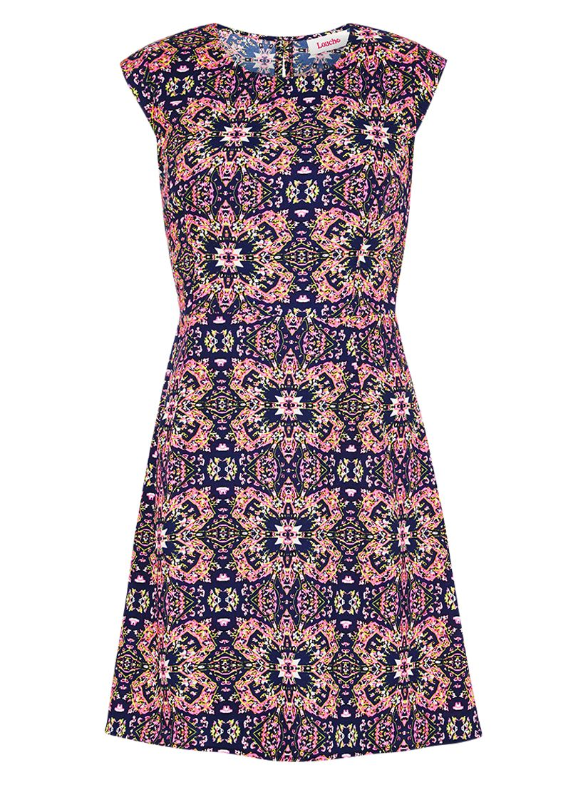 louche lilac dress multi, louche, lilac, dress, multi, clearance, womenswear offers, womens dresses offers, women, inactive womenswear, new reductions, womens dresses, special offers, 1719276
