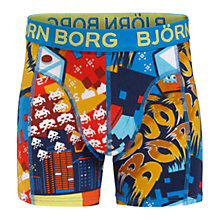 Buy Bjorn Borg Boys' Arcade Trunks, Pack of 2 Online at johnlewis.com