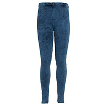Buy Loved & Found Girls' Oil Spray Leggings Online at johnlewis.com