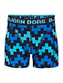 Bjorn Borg Boys' Pulse Trunks, Pack of 2, Blue