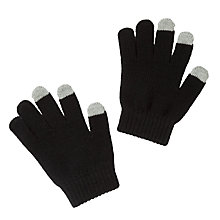 Buy John Lewis iTouch Gloves Online at johnlewis.com