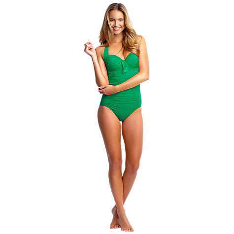 Buy Seafolly Goddess Maillot Swimsuit Online at johnlewis.com